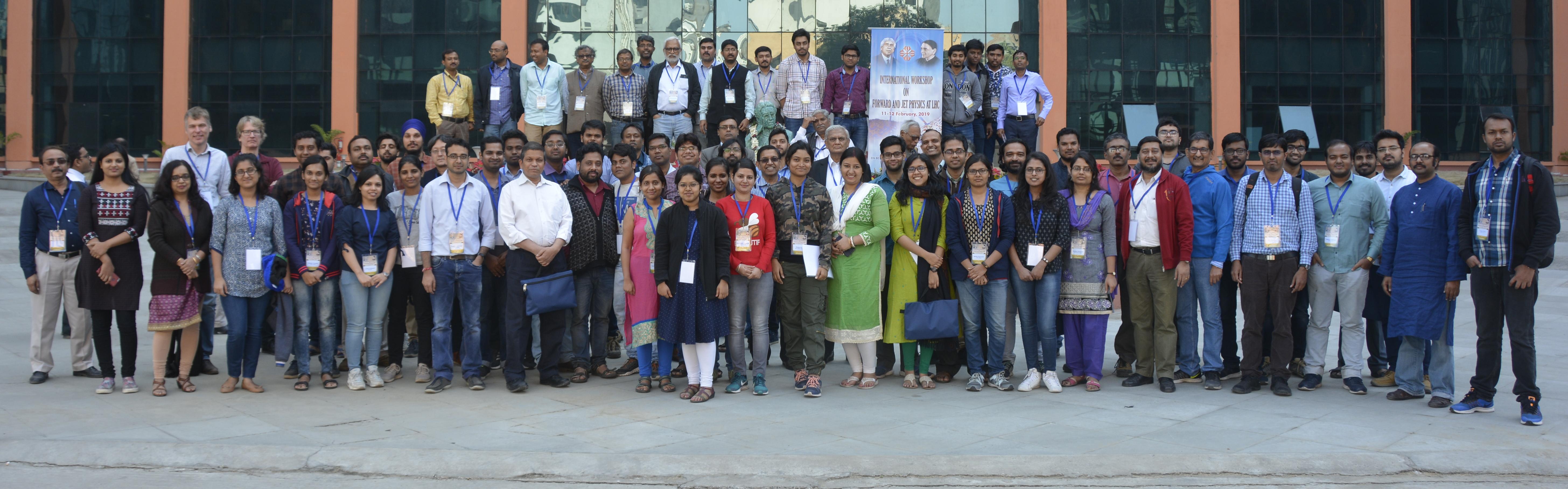 International Workshop On Forward and Jet Physics at LHC