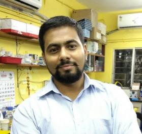 Pravat Kumar Parida